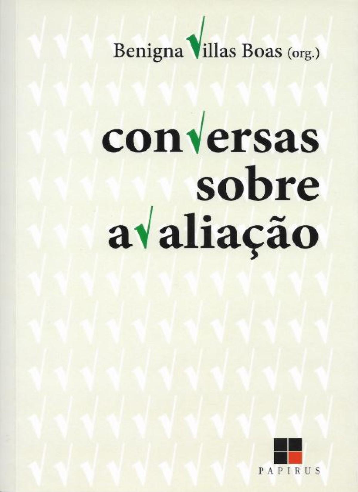 Livro Conversas sobre avaliação 1